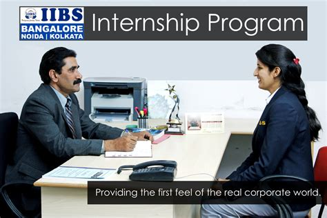 Mba Program For Working Professionals In Bangalore by The Value Of Internship In Mba Degree