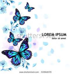 Text Flower Symbols - butterfly flower stock images royalty free images