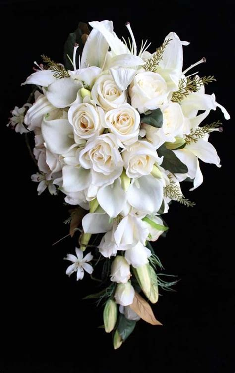 Bridal Bouquet Prices by Bridal Bouquet Traditional Style From Jan Maree Flowers