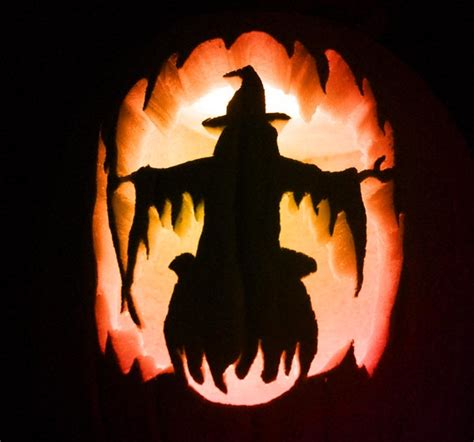 halloween scary pumpkin carving ideas images