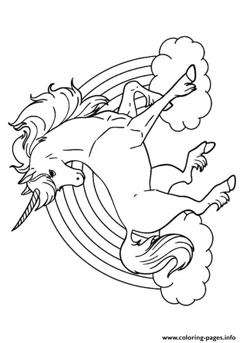 coloring pages of rainbows and unicorns 87 coloring pages unicorn rainbow rainbows and
