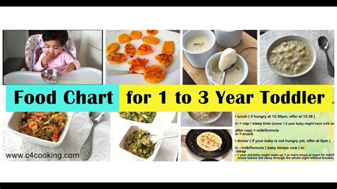 1 Year Baby Food - 1 year baby food schedule food ideas