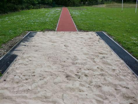 pit sand jump sand pit