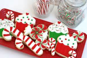 Christmas Treats by Christmas Cookies Galore Glorious Treats