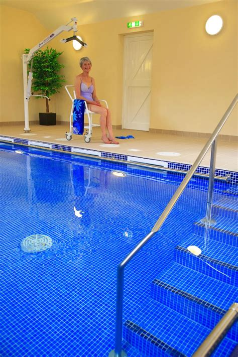Cottage With Pool Dorset by Accessible Accommodation With Pool Hoist In Dorset