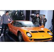 We Talked With Adam Carolla On His Lamborghini Collection