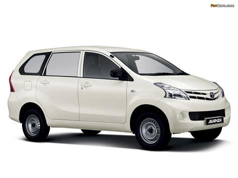 Lu Belakang Toyota Avanza 2012 toyota avanza panel 2012 images 1024x768