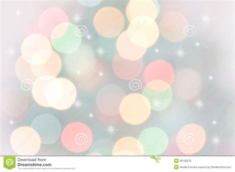 Pastel Bokeh Lights Stock Image Image Of Christmas Shiny Pastel Lights