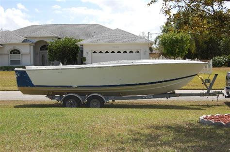 fishing boat projects for sale uk 1989 twister sea vee rone project boat the hull truth