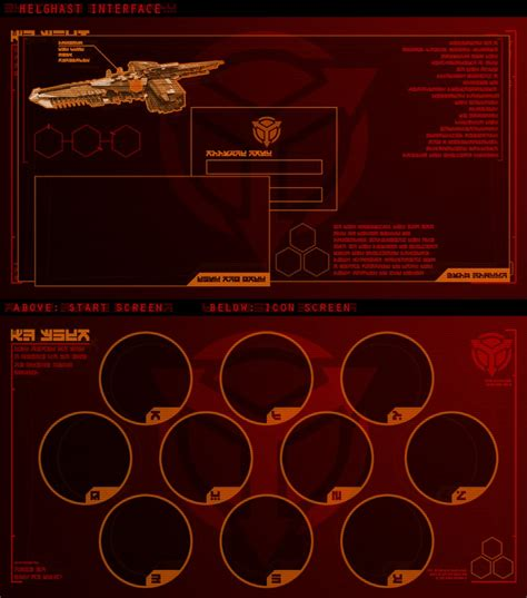 vita themes in store helghast interface ps vita theme by ropa to on deviantart