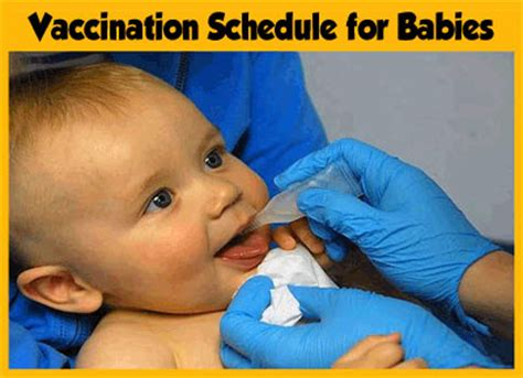 vaccination schedule and costs vaccination schedule in india