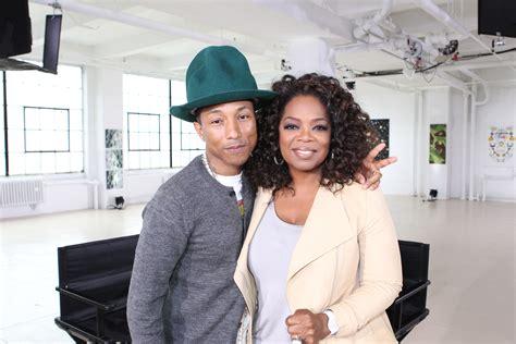 excerpt  pharrells upcoming chat  oprah  oprah