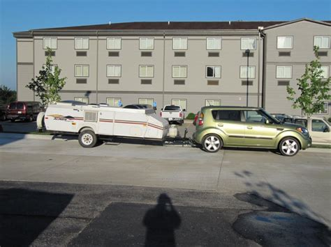 Kia Soul Towing Capacity Oh Yes It Can Tow