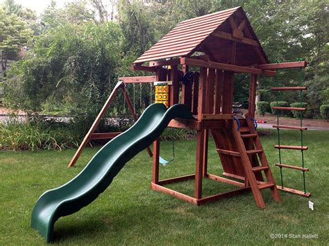 kids creations swing set kid s creations swing set installation ma ct ri nh me