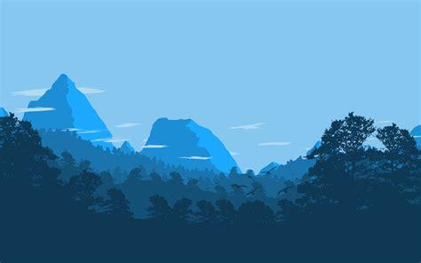 wallpaper blue flat flat design landscape buscar con google flat and