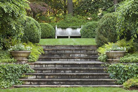 Garden Steps Design Ideas Landscape Ideas Grade Changes Terraces And Steps