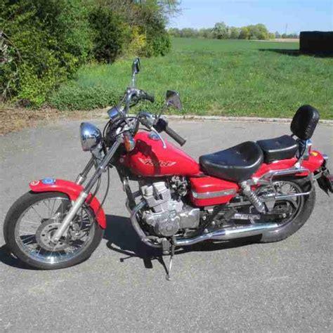 Motorrad Honda 125 Ccm by Motorrad Honda Rebell 125 Ccm Rot Bestes Angebot Honda