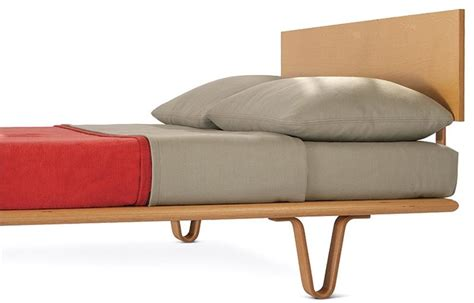 study bed modernica case study bent wood bed case study bed