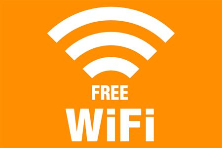 Free Wifi Poster Template Free Wifi Poster Signazon