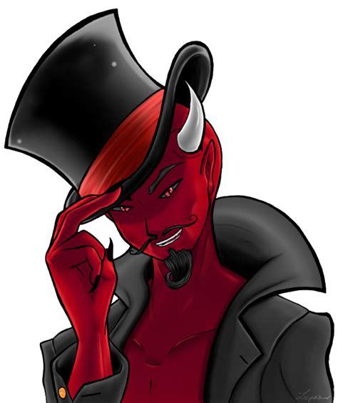 devil tattoo png dapper devil tattoo request by lilyofthesword on deviantart