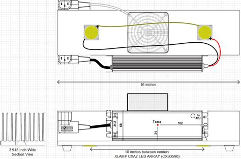 diy led grow light parts wiring diagrams wiring diagram