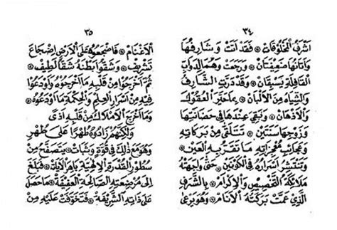 Kitab Simtu Duror informasi pendukung kitab maulid simtudduror
