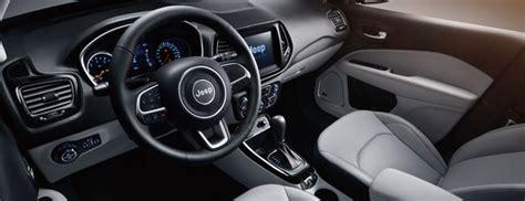 jeep compass interni nuova jeep compass 2017 arriver 224 in italia a ottobre
