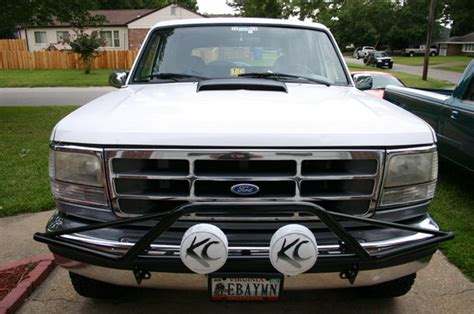 ford bronco light bar demisions on pro comp light bar ford bronco forum