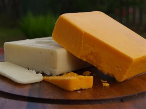 Handmade Cheese - cheddar cheese recipe