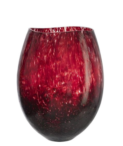 Burgundy Glass Vase Burgundy Vase Favorite Places Spaces