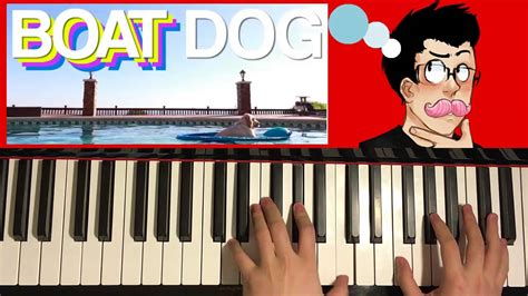 boat dog by markiplier markiplier boat dog piano cover by amosdoll youtube