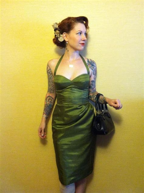 you have to see bombshell dress by acetylenequeen