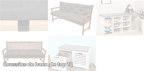 Coussins De Banc by Coussins De Banc Le Top 12 Pour 2019 Meilleur Jardin