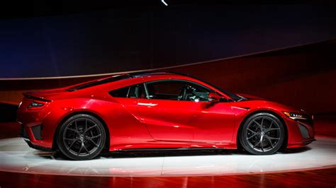 2016 acura nsx review release date price 0 60 interior