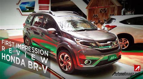 Harga Spek review harga dan spek honda br v indonesia autonetmagz
