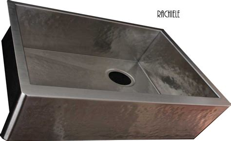 rachiele stainless steel custom kitchen apron front sinks