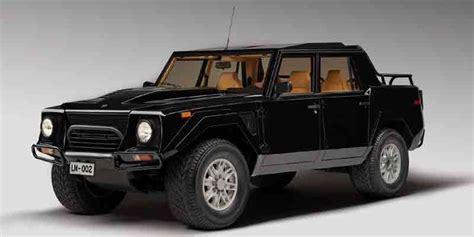lamborghini jeep lm002 lamborghini urus debuts december 4 lm002 revisited