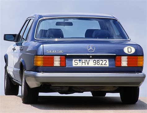 Home Interiors Online 1986 Mercedes 560se Short Wheelbase Classic Cars Today