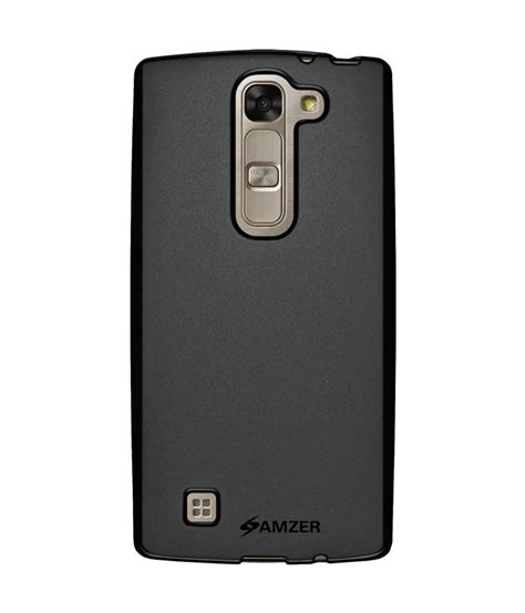 Handphone Lg Magna H502f amzer back cover for lg magna h502f black plain back covers at low prices snapdeal