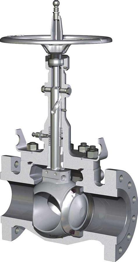 ball valve cross section cross section of a orbit 174 rising stem ball valve
