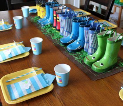 themed events for april april showers party april showers showers and favors