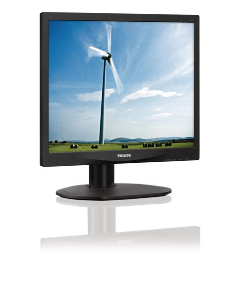 Monitor Led Philips 166v3l philips brilliance lcd monitor led backlight 17s4lsb 00 82 in distributor wholesale stock for