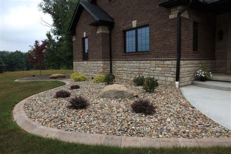 gravel around house gravel around house 28 images how to install a drainage system around the