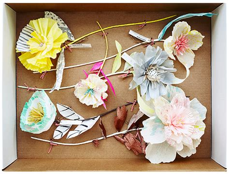How To Make Handmade Paper With Flower Petals - paper to petal going home to roost