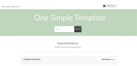 design help center simple help center design templates pinterest simple