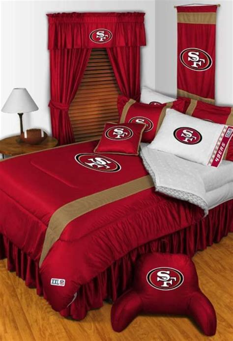 49ers comforter 1000 images about football on pinterest pittsburgh
