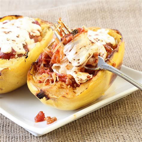 twice baked spaghetti squash american heritage cooking