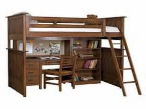 Bunk Bed And Desk Combo Loft Bed Desk Combo Home Interior Design
