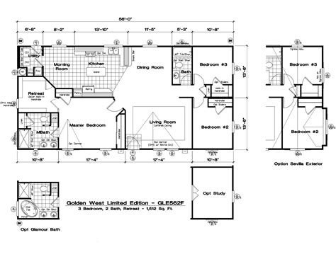 Titan Mobile Home Floor Plans by Titan Mobile Home Floor Plans 28 Images Manufactured