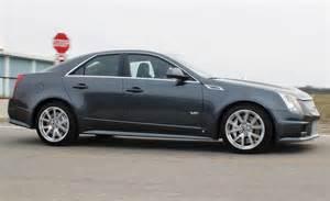 09 Cadillac Cts Car And Driver